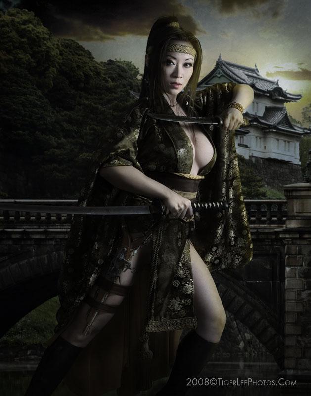 'Kimono Dangerous' by yayacosplay