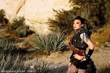 Dystopian Desert - Mad Max by yayacosplay