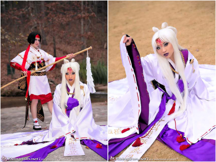 High Priestess - Hinoto, X1999 by yayacosplay