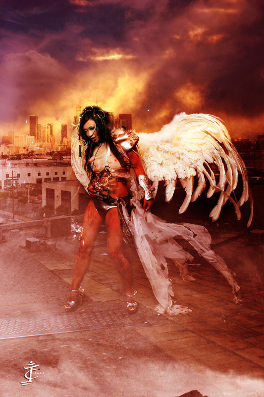 Battle Angel Annavere - I by yayacosplay