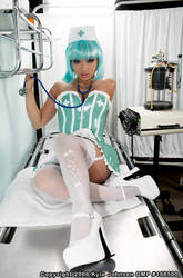 Nurse Yaya by yayacosplay