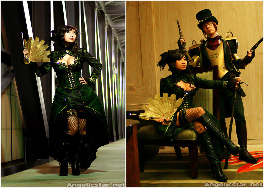 Steampunk with Outland Armour