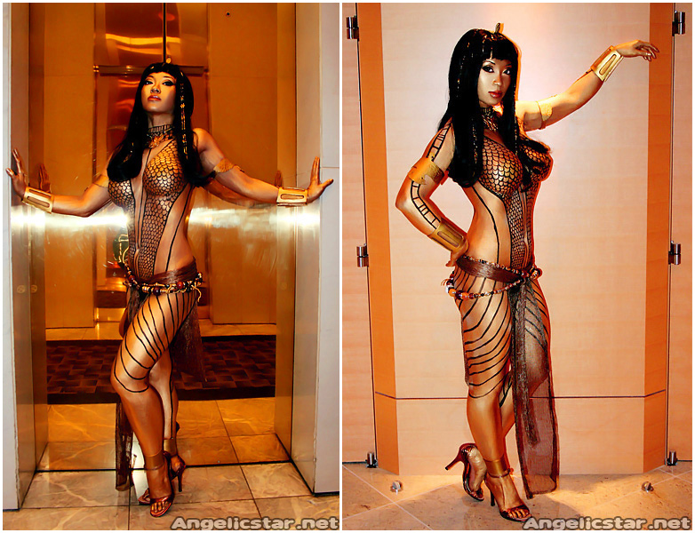 "Anck-su-namun: ""The Mummy"" by yayacosplay"