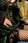 Steampunk Madam - Close up