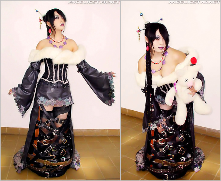 Lulu - FFX 10: Additional pics by yayacosplay