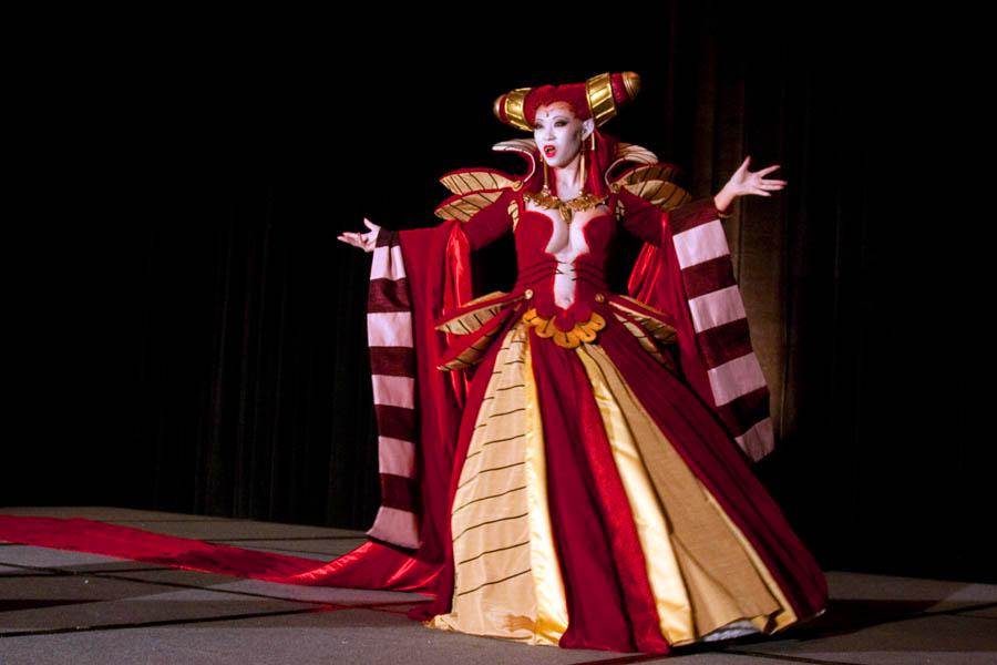Carmilla on Stage by yayacosplay