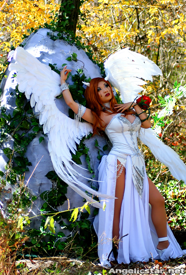 Birth of the Goddess II by yayacosplay