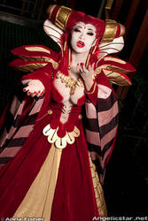 In the throes of the Bloodlust by yayacosplay