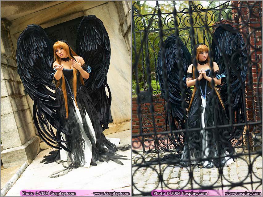 Nene Thomas - Midnight Wings by yayacosplay