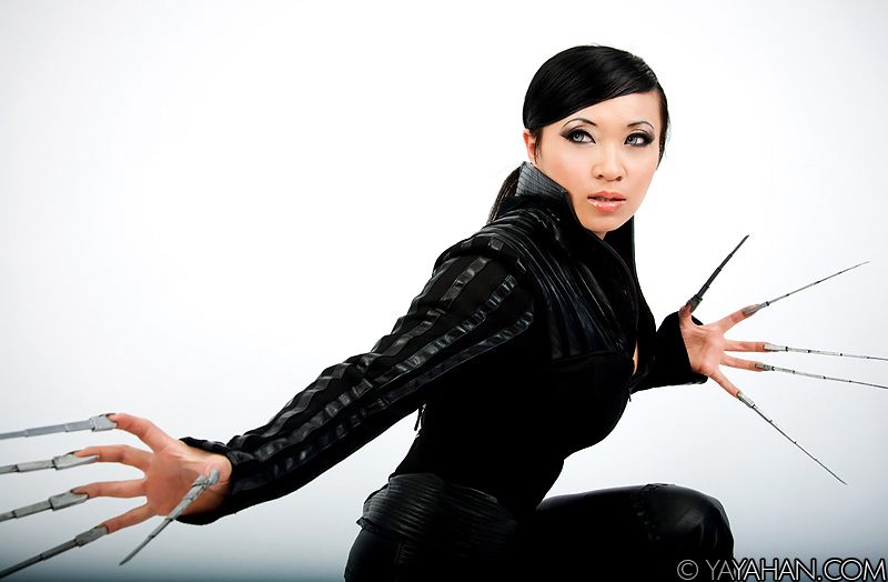 X Men 2 - Lady Deathstrike II by yayacosplay