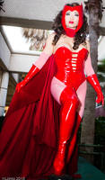 Scarlet Witch at Megacon II