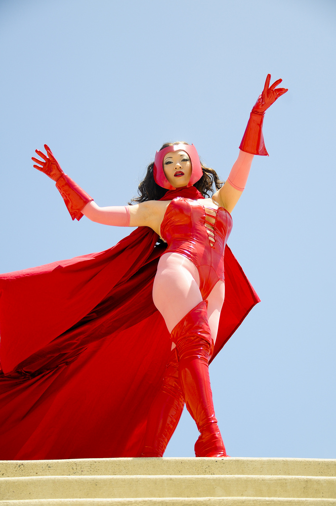 Scarlet Witch at SDCC II