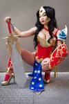 Ame-Comi Wonder Woman Preview