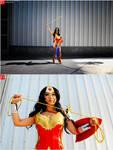 Wonder Woman - Ame Comi I