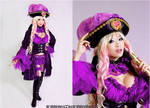 Sheryl Nome - Pirate edition