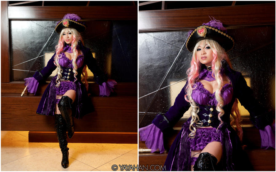 Sheryl Nome - Ikkicon 2011 by yayacosplay
