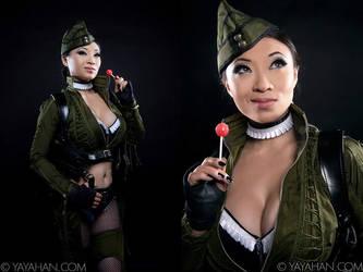 Amber Studio shots by yayacosplay