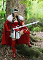 Lady Sif of Asgard by yayacosplay