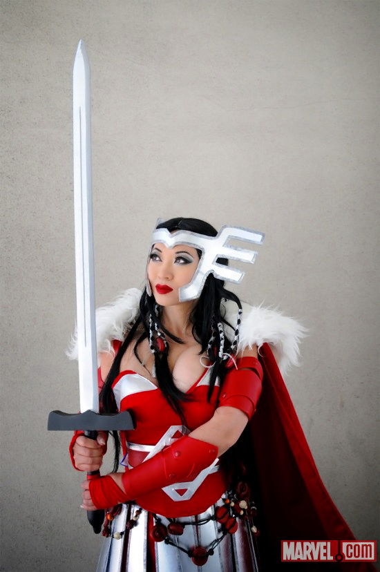 Marvel's Sif - Thor by yayacosplay