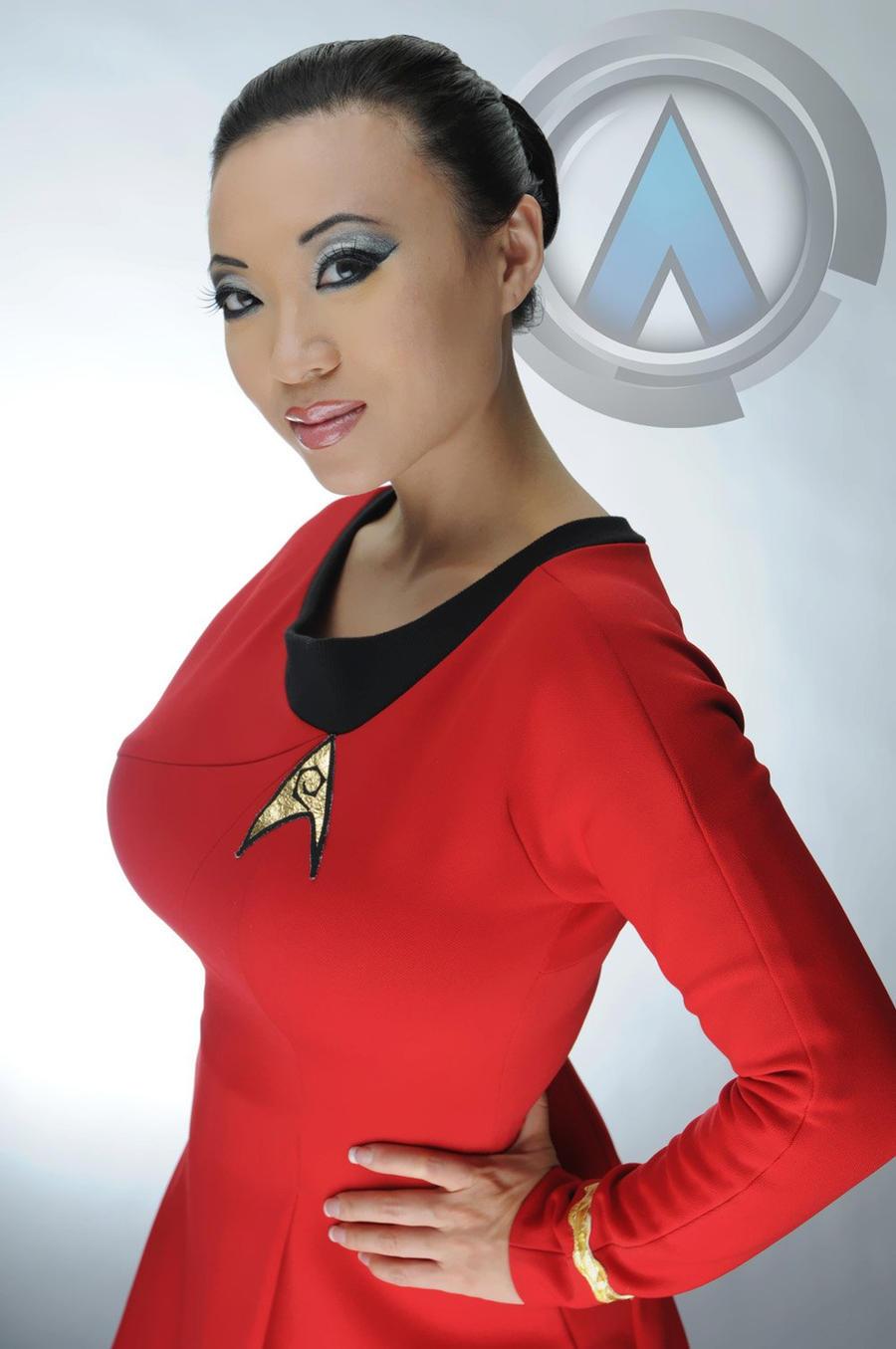 Anovos - Star Trek TOS dress by yayacosplay