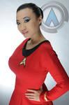 Anovos - Star Trek TOS dress
