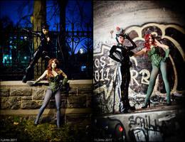 Gotham Sirens II by yayacosplay