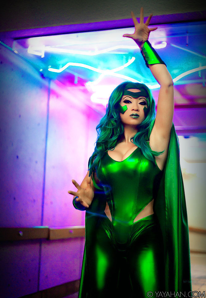 Polaris - Marvel's X Men - new costume by yayacosplay