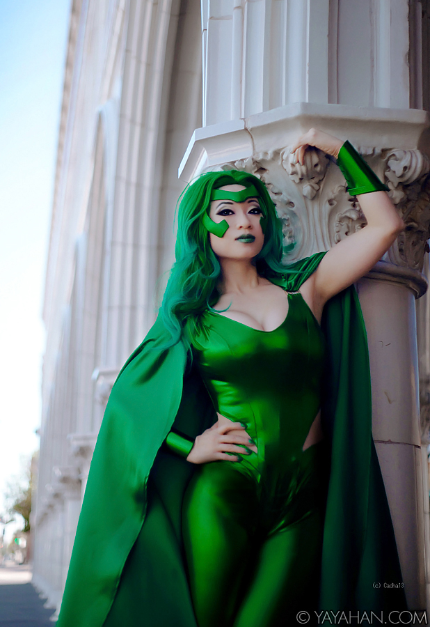 Polaris - Marvel's X Men by yayacosplay