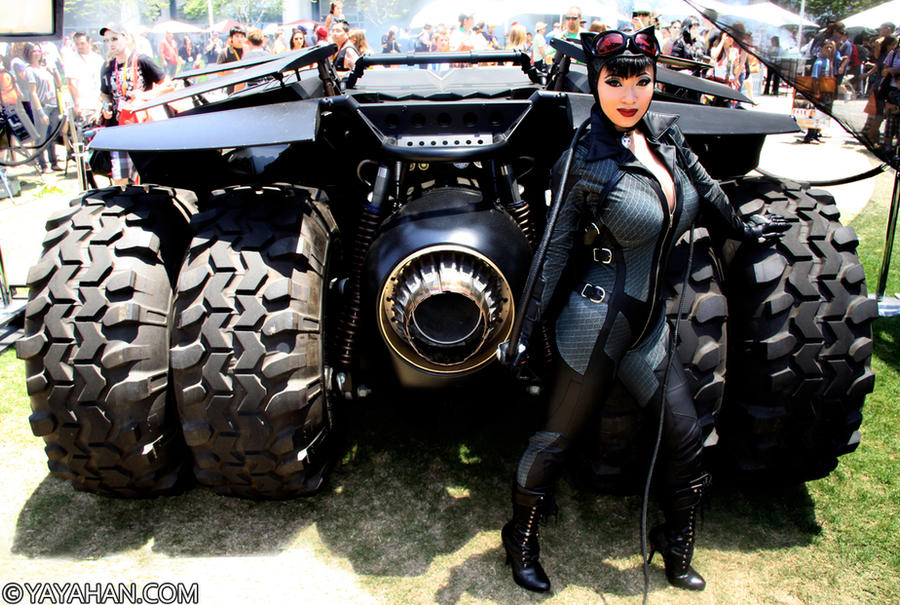 Arkham City Catwoman Preview