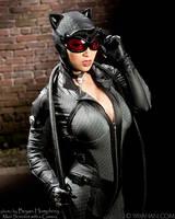 Arkham City Catwoman by yayacosplay
