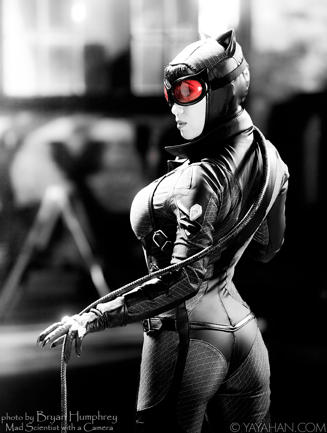Catwoman - Batman: Arkham City by yayacosplay