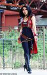 Crimson Chain Leatherworks II