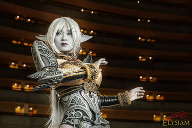 Lineage 2 - Dark Elf Preview by yayacosplay