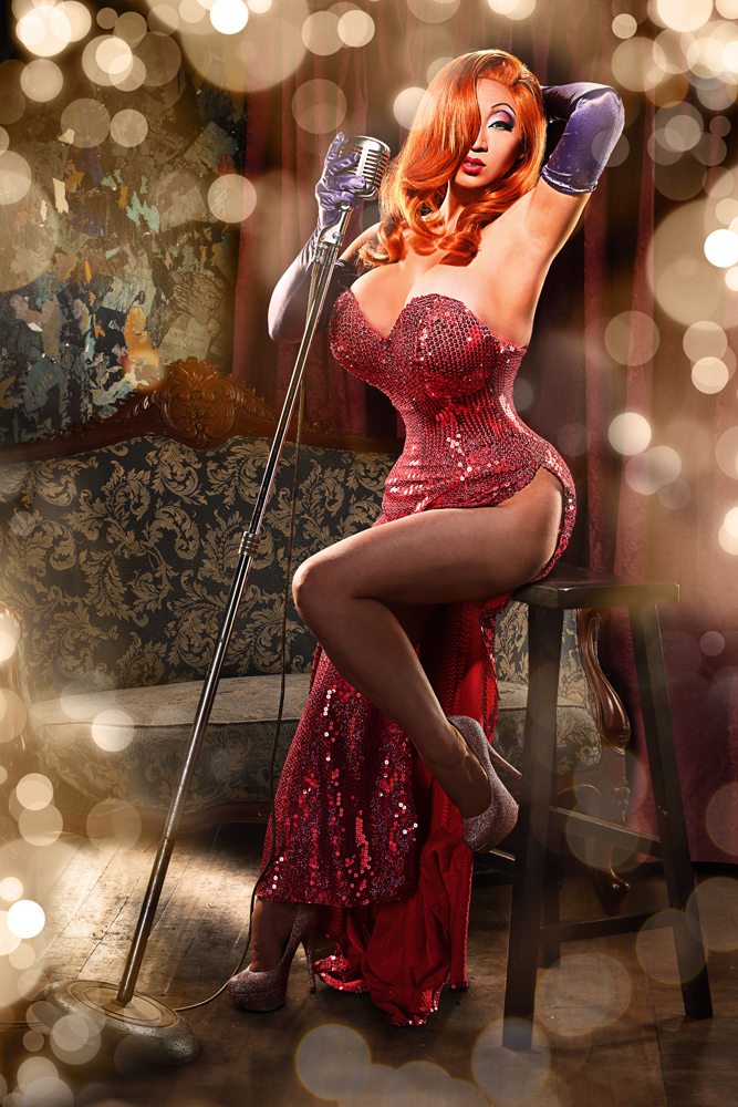 Jessica Rabbit - collab with Jay Tablante by yayacosplay