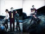 Ruling the Town - Gotham Villains