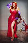 Jessica Rabbit (and Roger!)