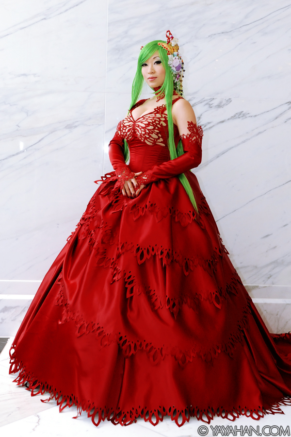 New costume preview - CC from Code Geass