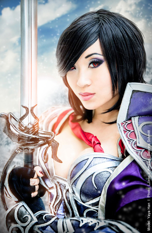 Fiora - League of Legends by yayacosplay