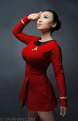 Anovos Officially Licensed Star Trek uniform