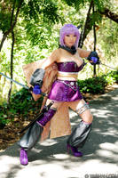 Ayane - Stance by yayacosplay
