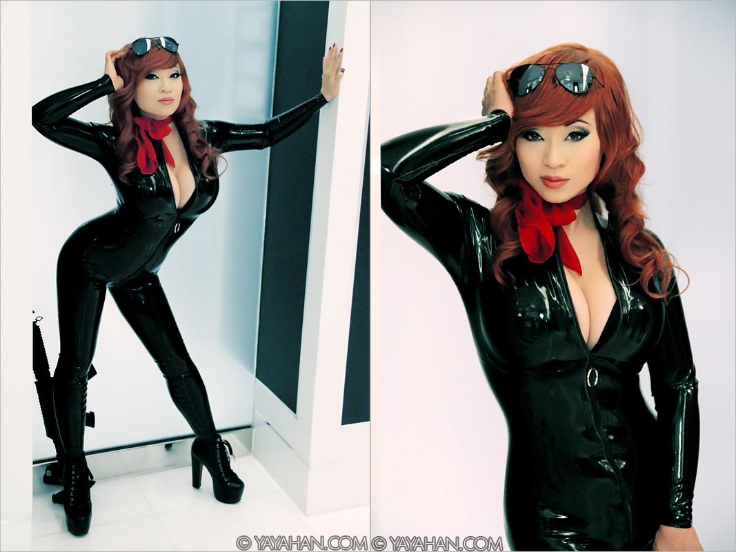 Fujiko Mine - Lupin III by yayacosplay