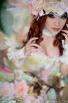 New costume - Sakizou style Princess White Rose