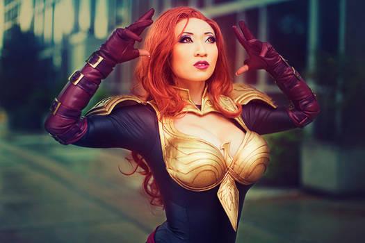 Phoenix 5 Jean Grey - Marvel: Avengers Alliance