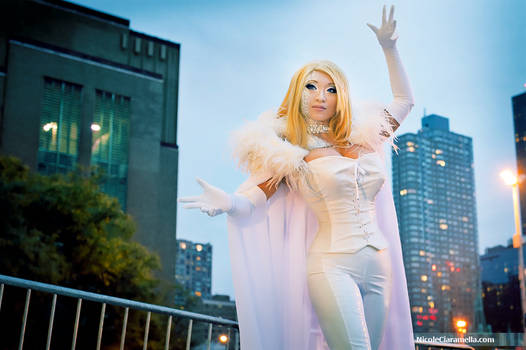 New costume - Emma Frost
