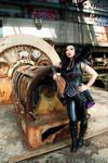 New costume! Jasmin Synn - Archangel