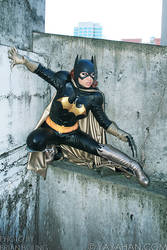 Stake out - DC New 52 Batgirl