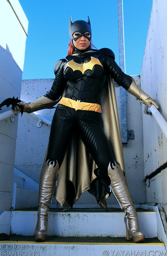 Batgirl coming to C2E2!! by yayacosplay