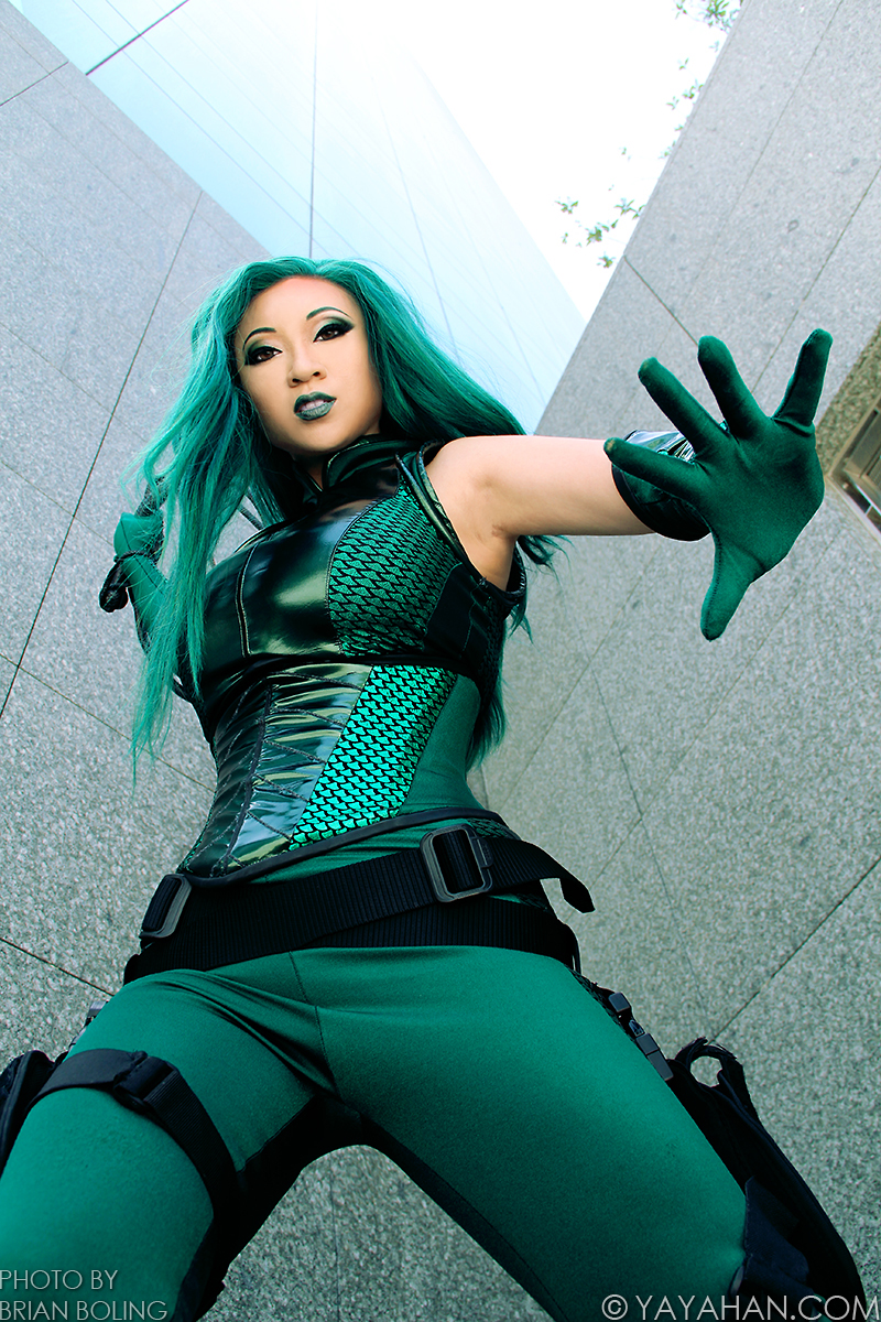 Madame Hydra - Marvel villain cosplay by yayacosplay