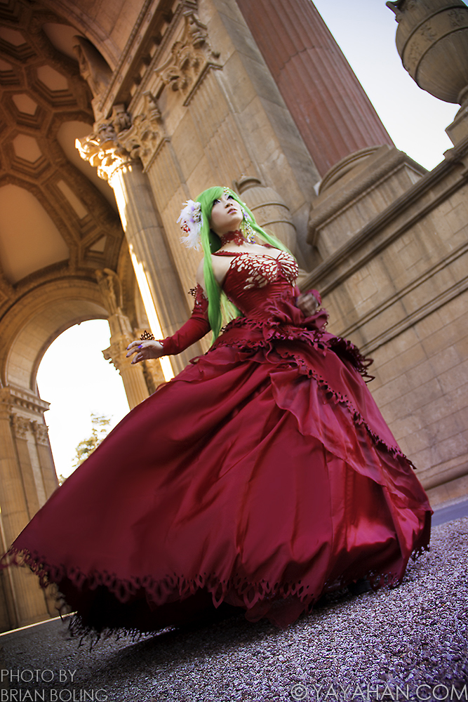 CC. - Code Geass Cosplay (at the Palace) by yayacosplay