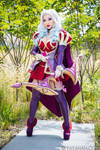 Heartseeker Ashe Cosplay - League of Legends